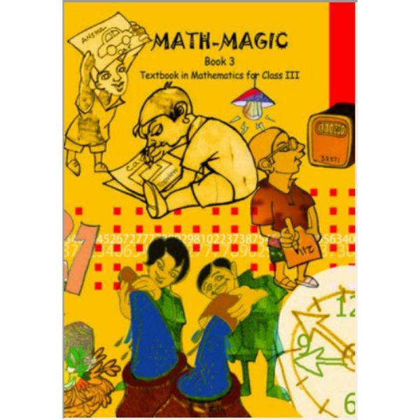 Math magic book 3