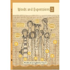 Words and expressions 2 for class 10th (workbook in English)