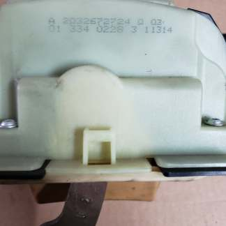 01-06 MERCEDES W203 C230 C240 C320 AUTOMATIC FLOOR SHIFTER C-CLASS A 2032672724