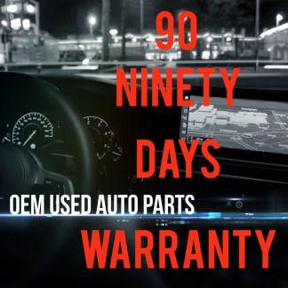 Extended 90 Days Warranty for parts