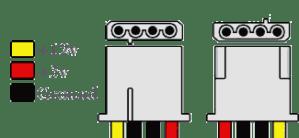 Topfield PVRs in Australia: Molex To SATA Power Cable