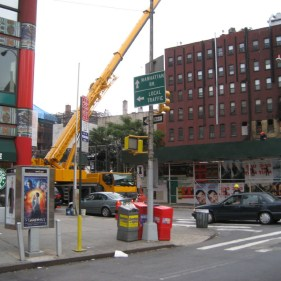 Crane Work