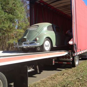 Transportation of Collectable Cars