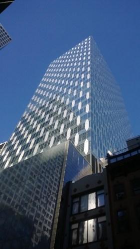 NY Gem Tower Vault Installation