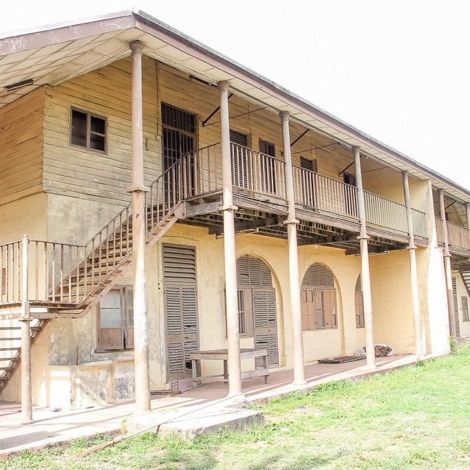 Image of the Badagry Heritage Museum in Nigeria