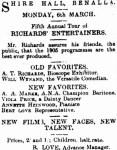 Richards Entertainers [BENS 3 Mar. 1905, 2]