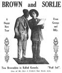 Sorlie and Brown 2 [AV 29 Dec 1916]