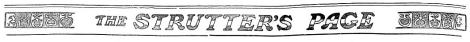 Strutter's Page [NL 7 Apr 1917,7]