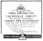 Union Theatres [E 9 May 1928, 45]