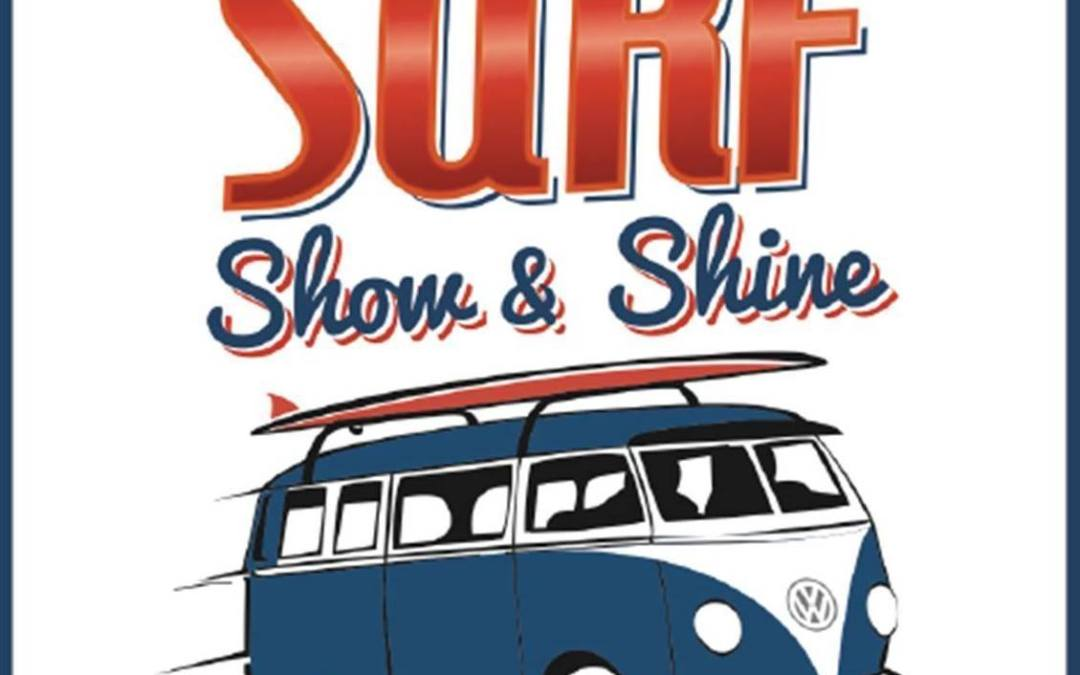 Surf Show and Shine – Spaces are running out!