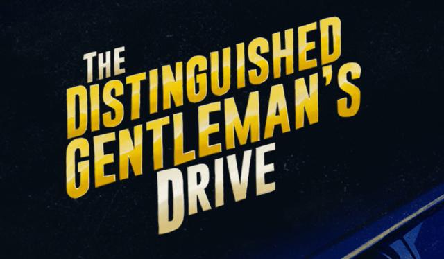 Distinguished Gentleman's Drive