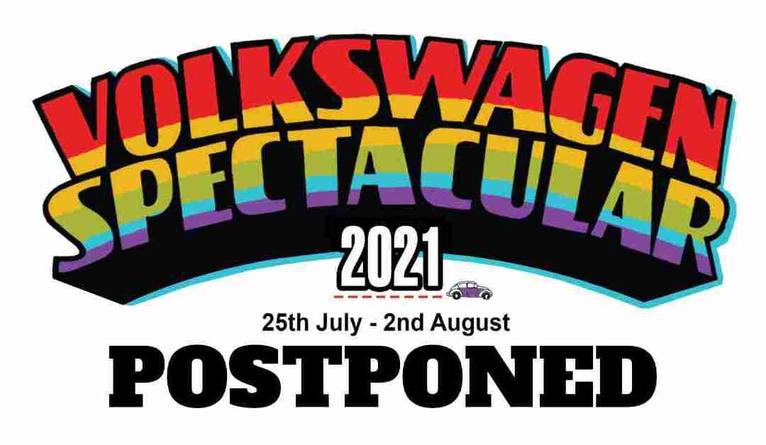Volkswagen Spectacular – Postponed