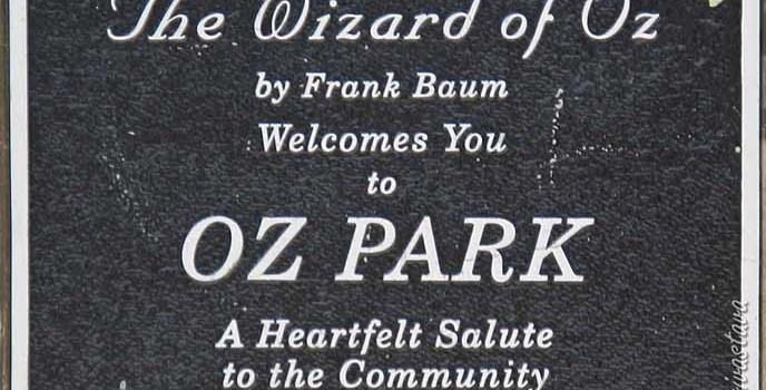 Part Four, Parks and Oz Statues