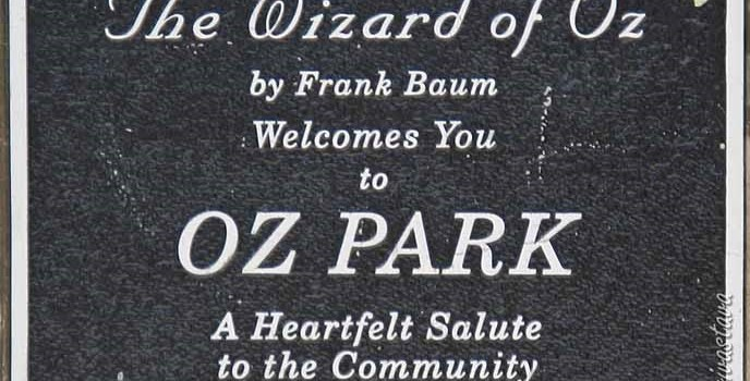Part Four, Parks and Oz Statues