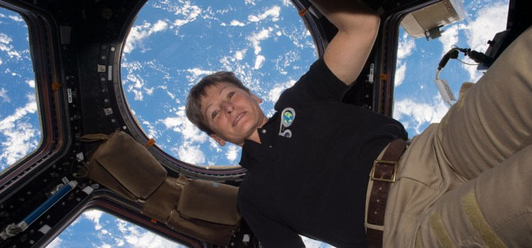 Peggy Whitson, NASA Astronaut, Little Girl with Big Dreams