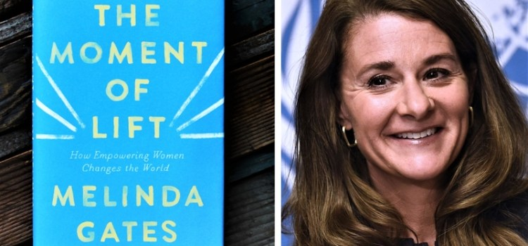 The Moment of Lift and Melinda Gates