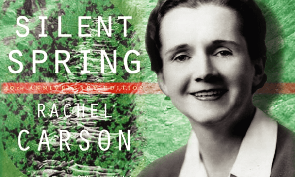 Rachel Carson, Environmental Heroine and DDT