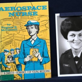 Nurse to the Astronauts, and Women Astronauts in Training