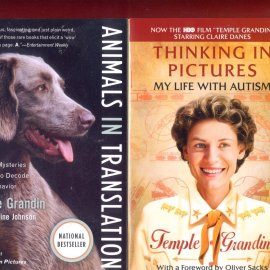 Women Extraordinaires, Temple Grandin and Karen Uhlenbeck