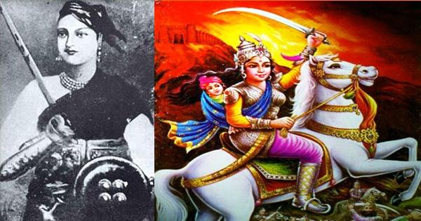 Rani of Jhansi, Revolt of 1857 Heroine