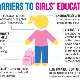 Activate: Global Citizen, Keeping Girls in School