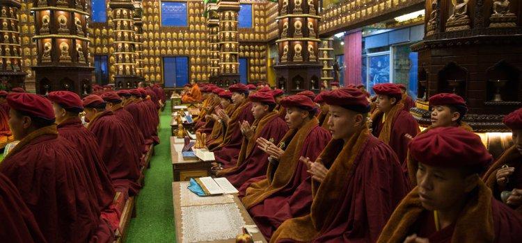 The Kung Fu Nuns of Kathmandu