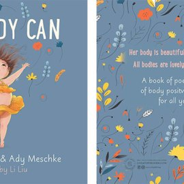 Her Body Can; Empowerment Stories for Young Girls