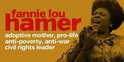 Stunned By Her Thunder: Fannie Lou Hamer