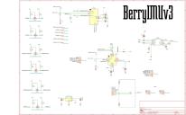 BerryIMU Schematic