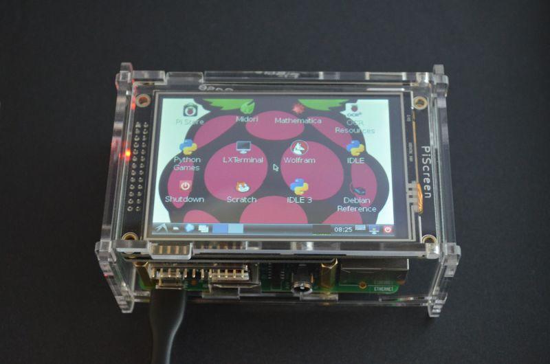 PiScreen Case