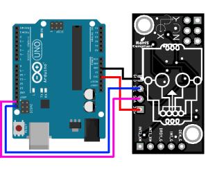 BerryIMU Arduino Wiring