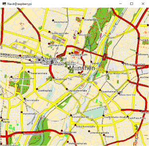 Navit Map