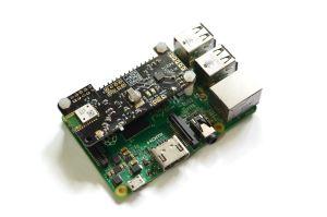 BerryGPS-IMU and Raspberry Pi