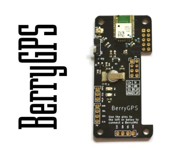 New Products : BerryGPS and BerryGPS-IMU   ozzmaker com