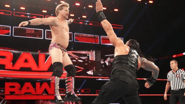 Chris Jericho ganó el título de los Estados Unidos en RAW.