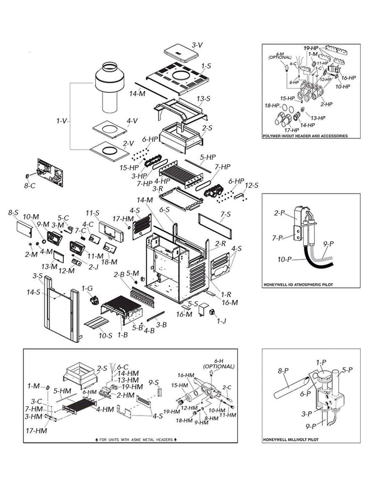 Rheem Heater Wiring Diagram
