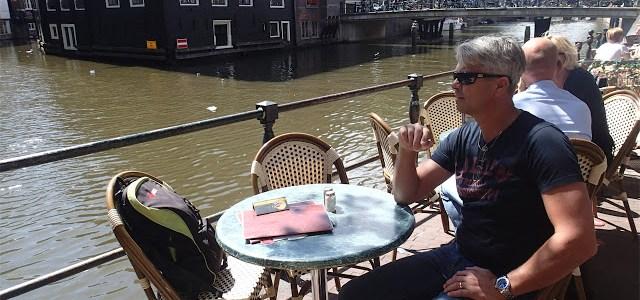 22/7 – Lite mer Amsterdam, sen åka vidare