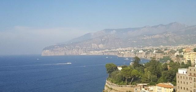 23/7 – Ischia via Capri till Sorrento