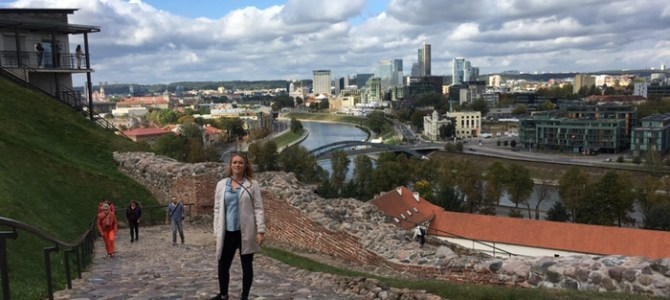 23/9 Idag ska vi SE Vilnius
