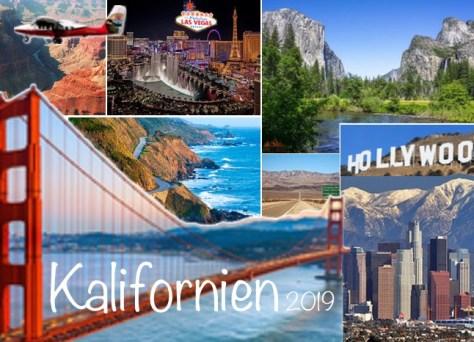 Kalifornien 2019