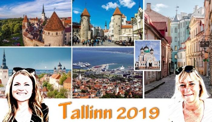 """""""Tjejhelg"""" i Tallinn"""