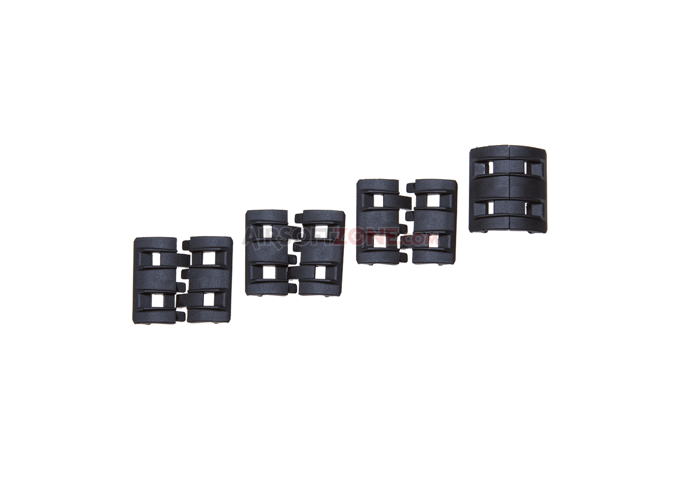 Xtm Rail Panel Set Black Element