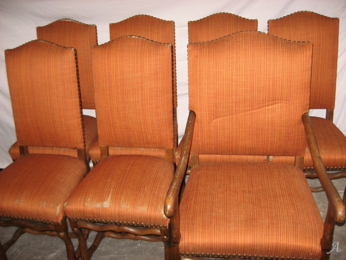 fauteuil de style louis xiii