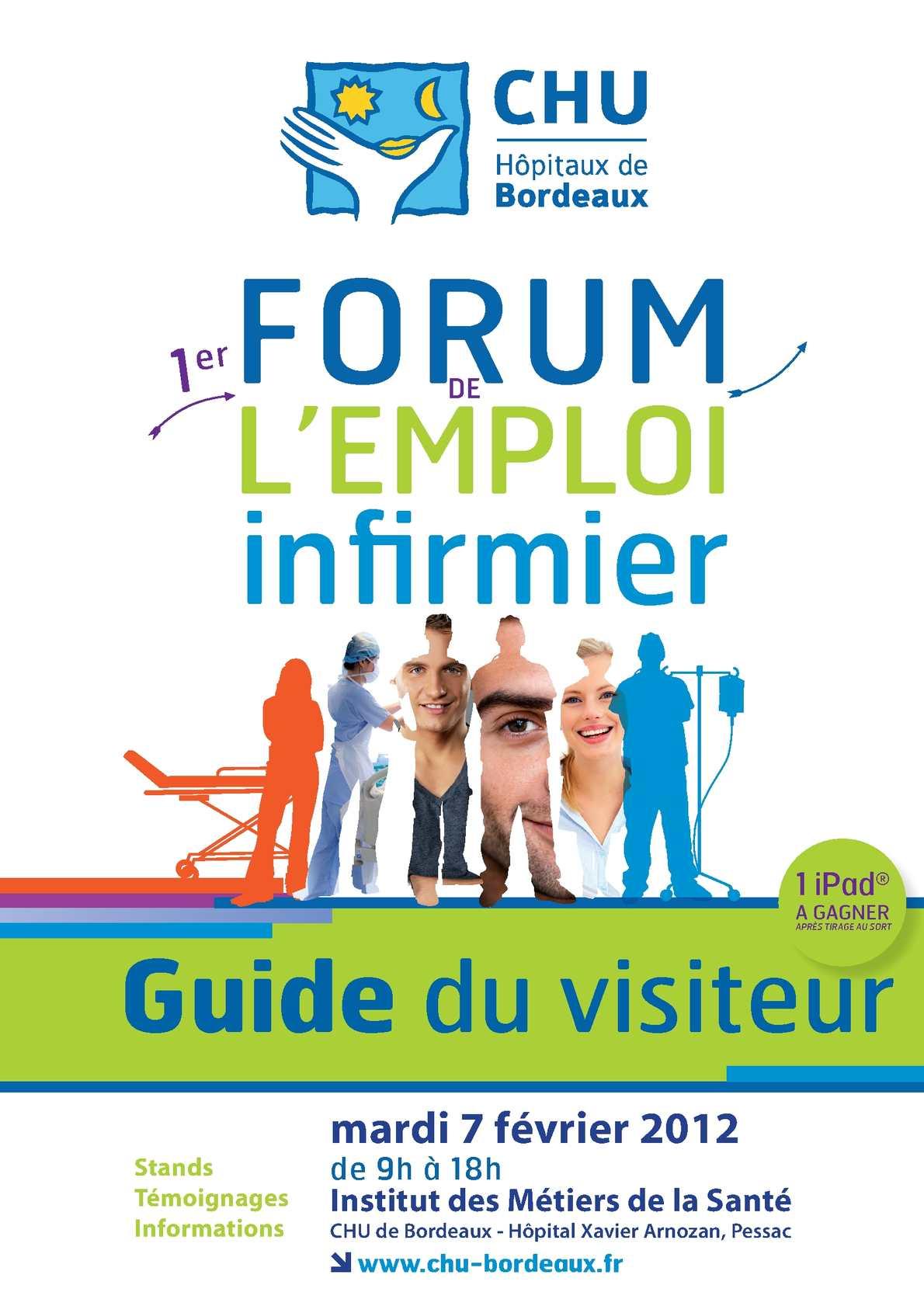 calameo guide forum emploi infirmier