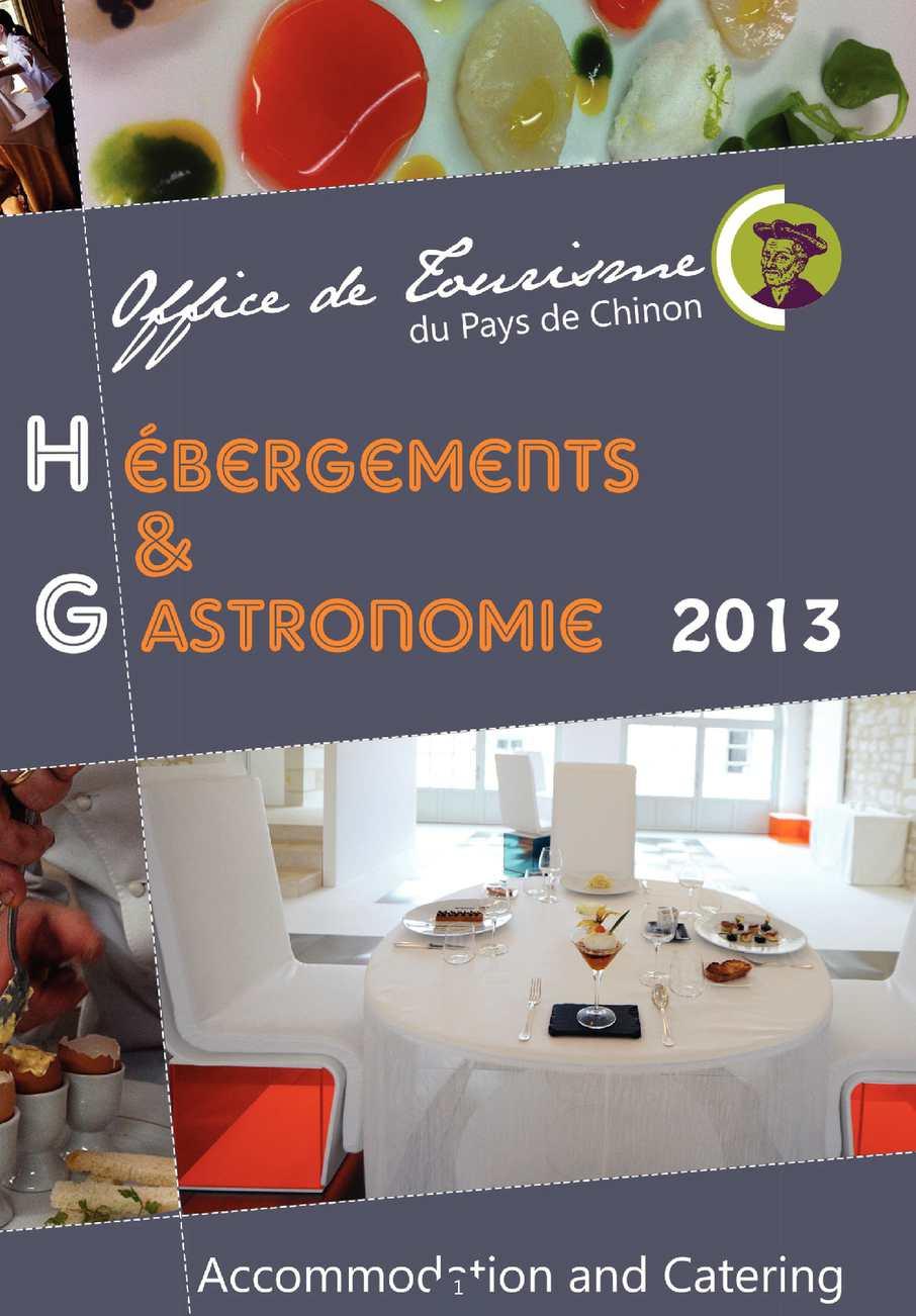 Calamo Guide Hbergement Et Gastronomie En Pays De Chinon