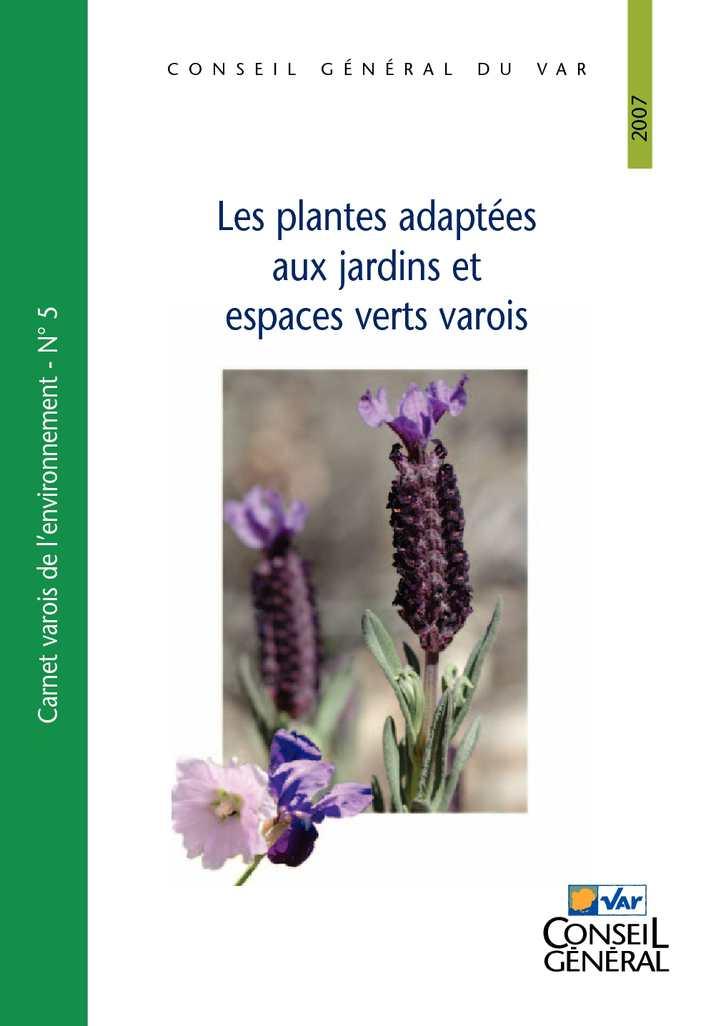 Calameo Les Plantes Adaptees Aux Jardins Et Espaces Verts Varois