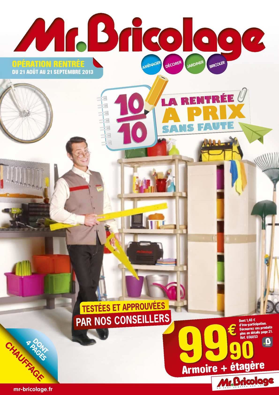 Calameo Mr Bricolage Catalogue Rentree 24 Pages
