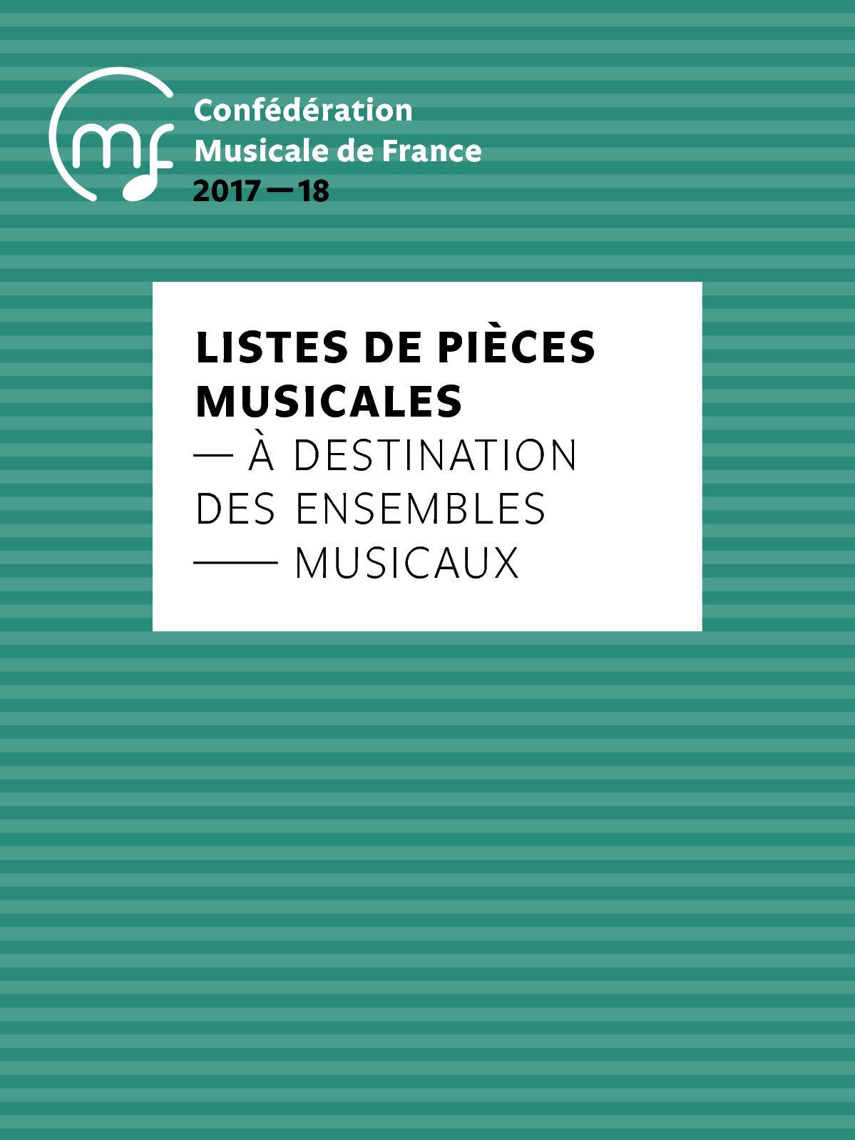 Calameo Listes Ensembles Musicaux