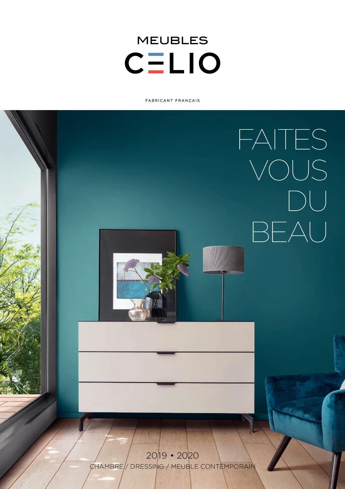 calameo catalogue meubles celio 2019 2020