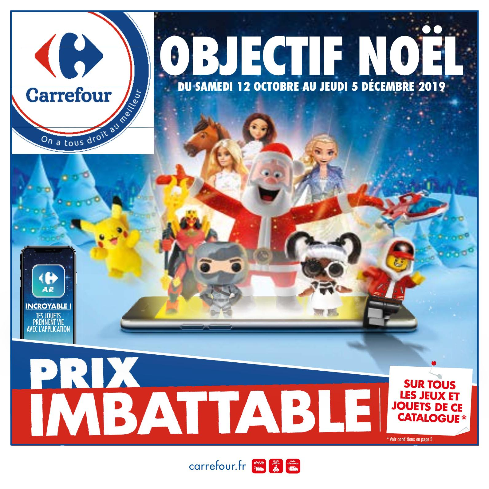 Calameo Catalogue Jouets Hypermarches Carrefour